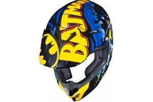 HJC prilba CL-XY II Batman detská MC23