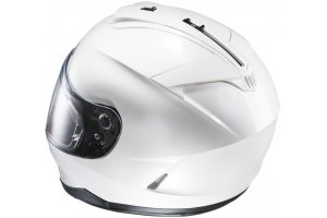 HJC přilba IS-17 pearl white