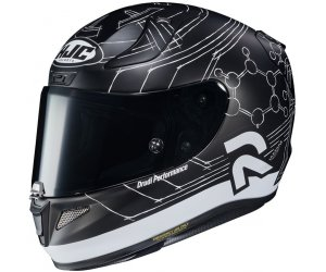 HJC prilba RPHA 11 IANNONE 29 REPLICA BLACK MC5SF
