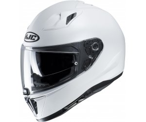 HJC přilba i70 semi white