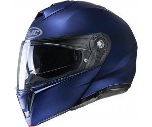 HJC přilba i90 Semi metallic blue - POUŽITÁ vel.XL