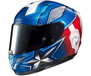 HJC přilba RPHA 11 Captain America MC2 - POUŽITÁ vel.XS