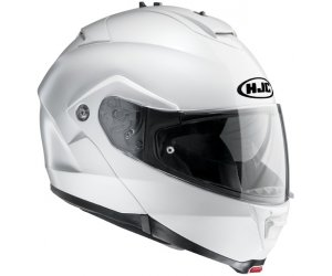 HJC přilba IS-MAX II pearl white