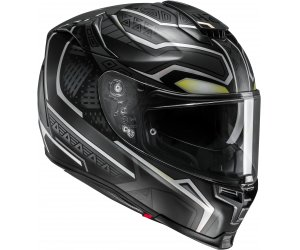 HJC přilba RPHA 70 Black Panther MC5SF