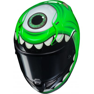 HJC prilba RPHA 11 MIKE Wazowski DISNEY MC4