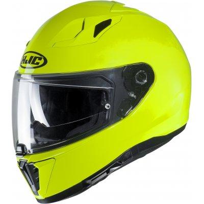 HJC přilba i70 fluo green