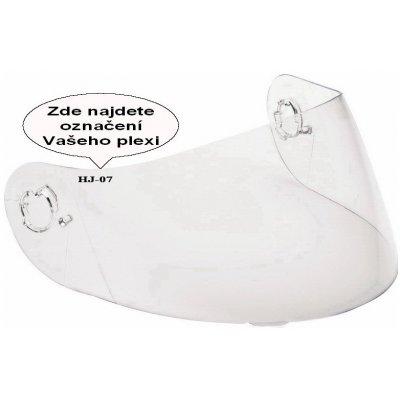 HJC pinlock folie DKS109 clear HJ-20P