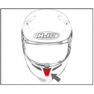 HJC ventilace i70 Ústní The Flash MC1