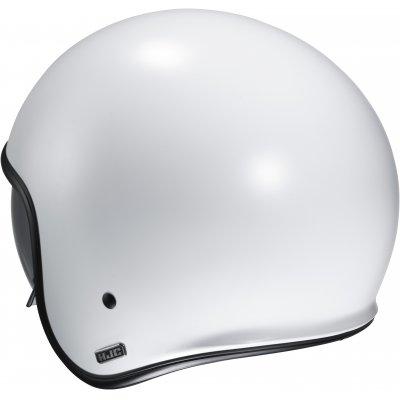 HJC přilba V30 Semi pearl white