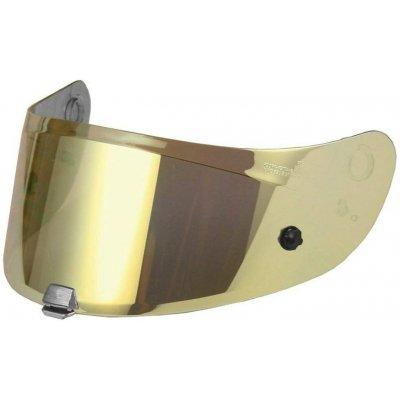 HJC plexi HJ-26 Pinlock gold