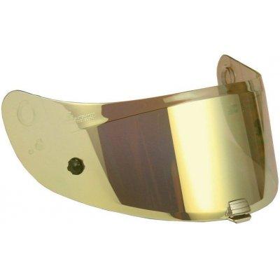 HJC plexi XD-15 Pinlock gold