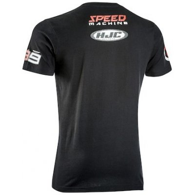 HJC triko SPEED MACHINE black