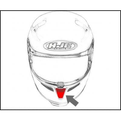 HJC ventilace IS-MAX II Ústní white