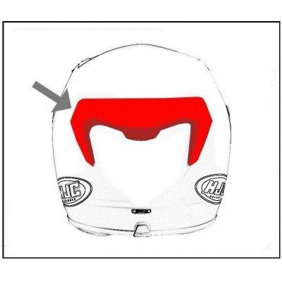 HJC ventilace RPHA 11 Zadní semi white