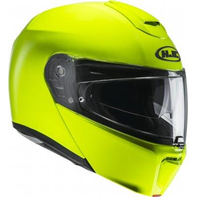 HJC přilba RPHA 90 fluo green
