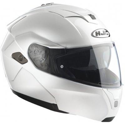 HJC prilba SY-MAX III pearl white