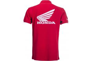 HONDA triko RACE POLO 19 red