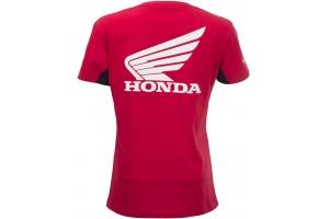 HONDA triko PADDOCK 19 dámské red
