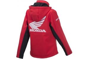 HONDA bunda RACE SOFTSHELL 19 dámska red