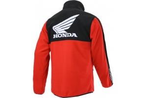 HONDA mikina RACING Fleece 20 black/red