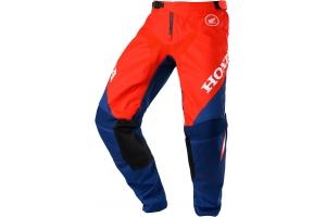 HONDA kalhoty MX 20 red/blue