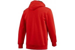 HONDA mikina CORE 2 Hood 21 red