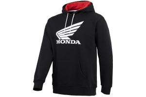 HONDA mikina CORE 2 Hood 21 black