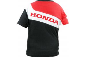 HONDA triko RACING 13 dětské black/white/red