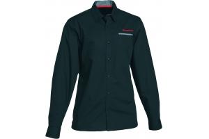 HONDA košeľa CORPORATE 17 black