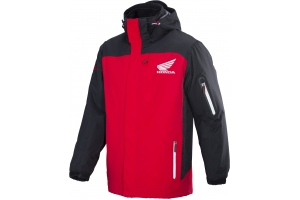 HONDA bunda PARKA RACING 3v1 18 black/red