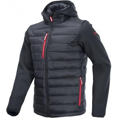 HONDA bunda CORPO Hybreed Softshell 19 black/red