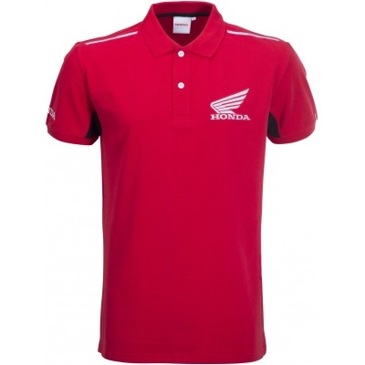 HONDA tričko RACE POLO 19 red