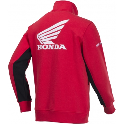 HONDA mikina SWEAT RACE 19 red