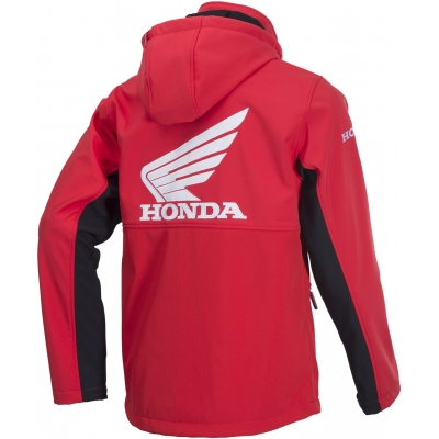 HONDA bunda SOFTSHELL RACE 19 red