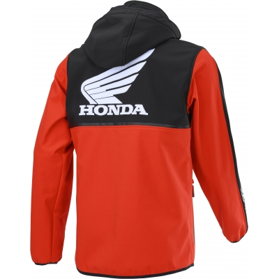 HONDA bunda RACING Softshell 20 black / red