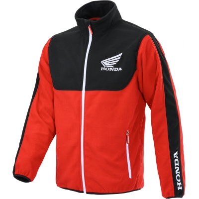 HONDA mikina RACING Fleece 20 black / red