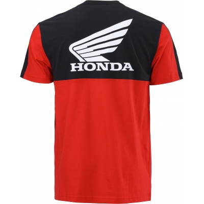 HONDA triko RACING 20 black/red