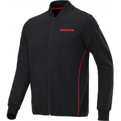 HONDA mikina PADDOCK 20 black/red