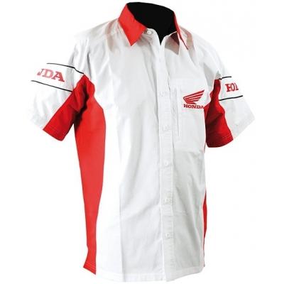 HONDA košeľa EXPERT white