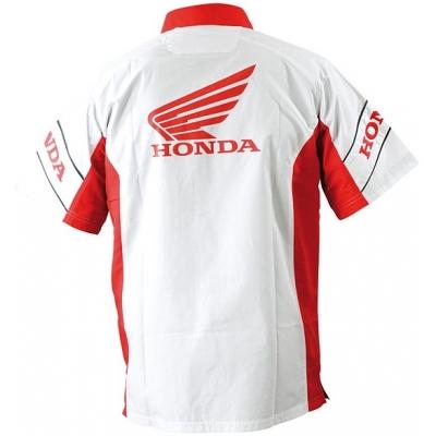 HONDA košile EXPERT white