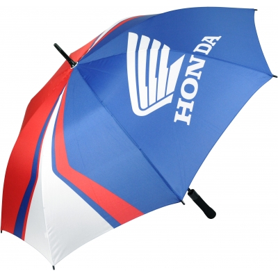 HONDA deštník 15 blue/white/red