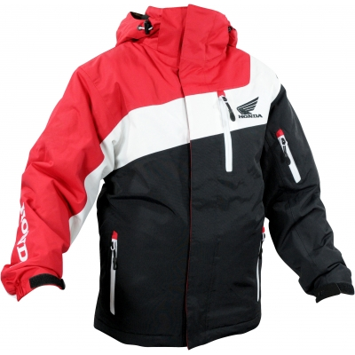 HONDA bunda PARKA RACING 13 dětská black/white/red