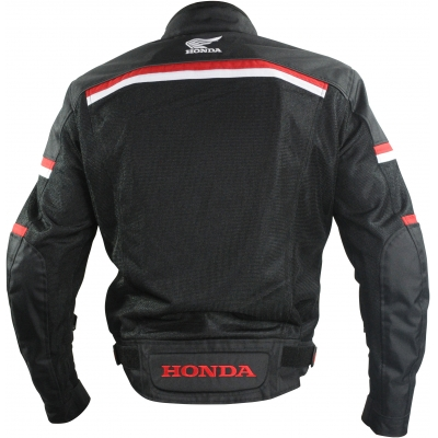 HONDA bunda MESH AERO black/red/white