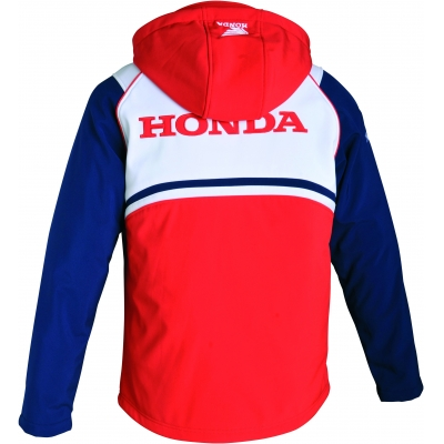 HONDA bunda HYBREED SOFTSHELL 16 red/white/blue