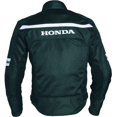 HONDA bunda MESH 17 black/white