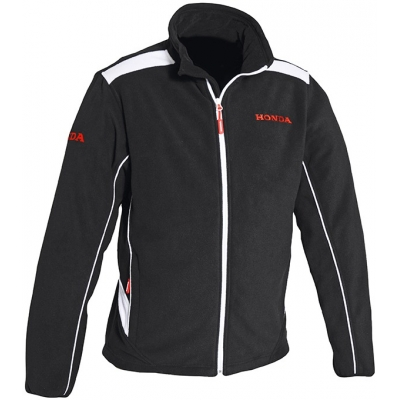 HONDA bunda PADDOCK FLEECE 17 black