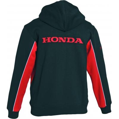 HONDA mikina PADDOCK SWEAT 17 black