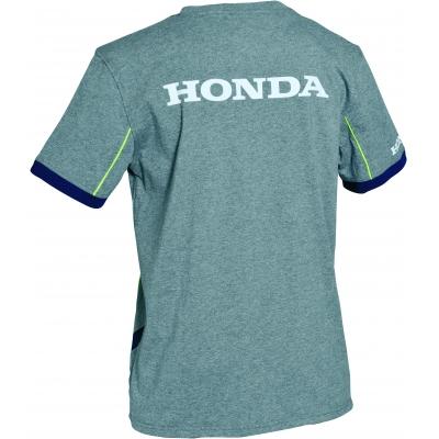HONDA tričko PADDOCK 17 navy / grey