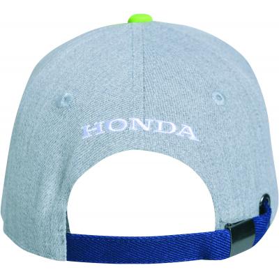 HONDA kšiltovka PADDOCK 17 grey