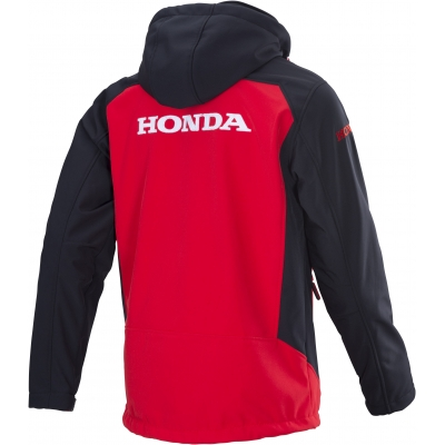 HONDA bunda HYBREED SOFTSHELL RACING 18 black/red